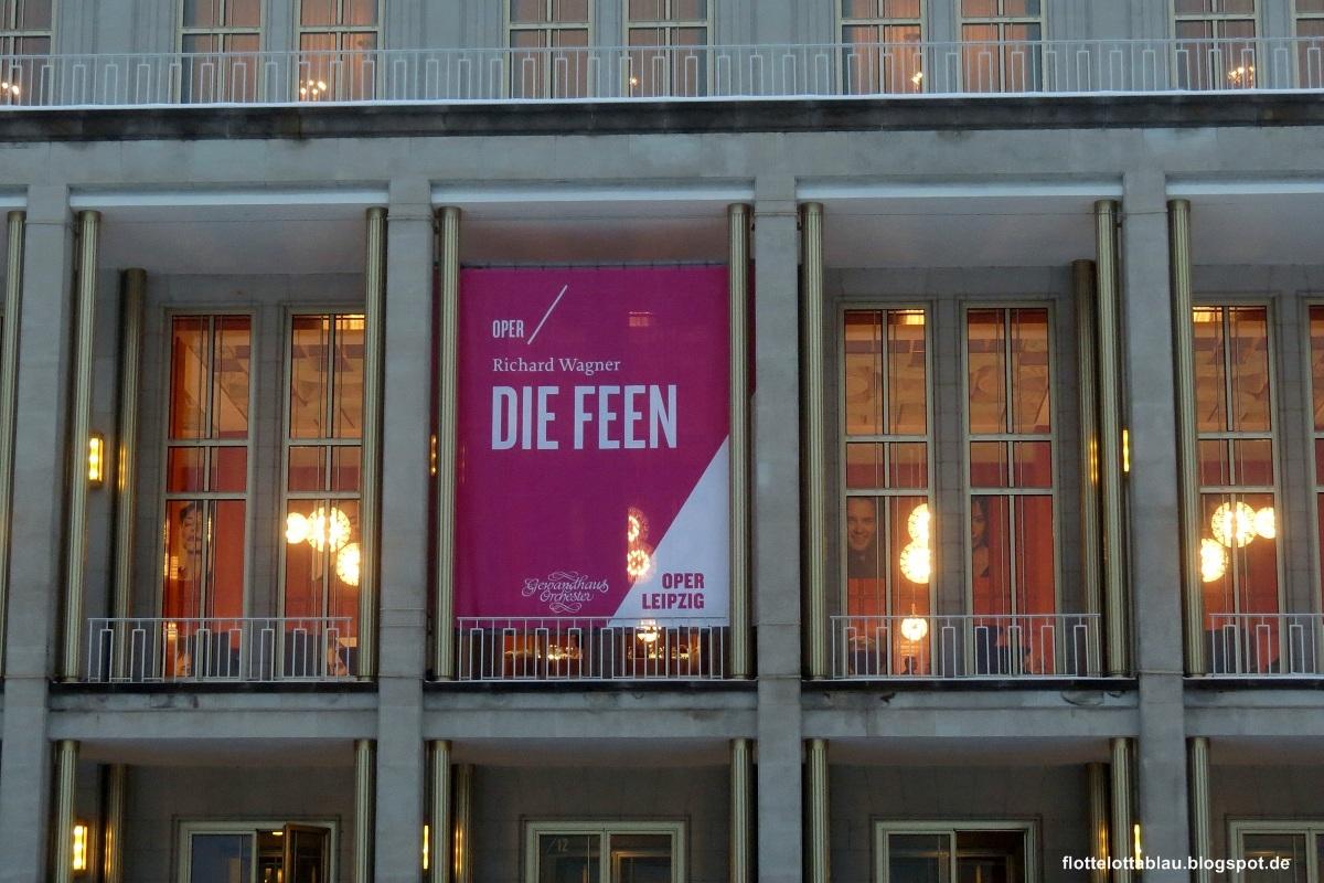 Ein Opernbesuch in Leipzig…