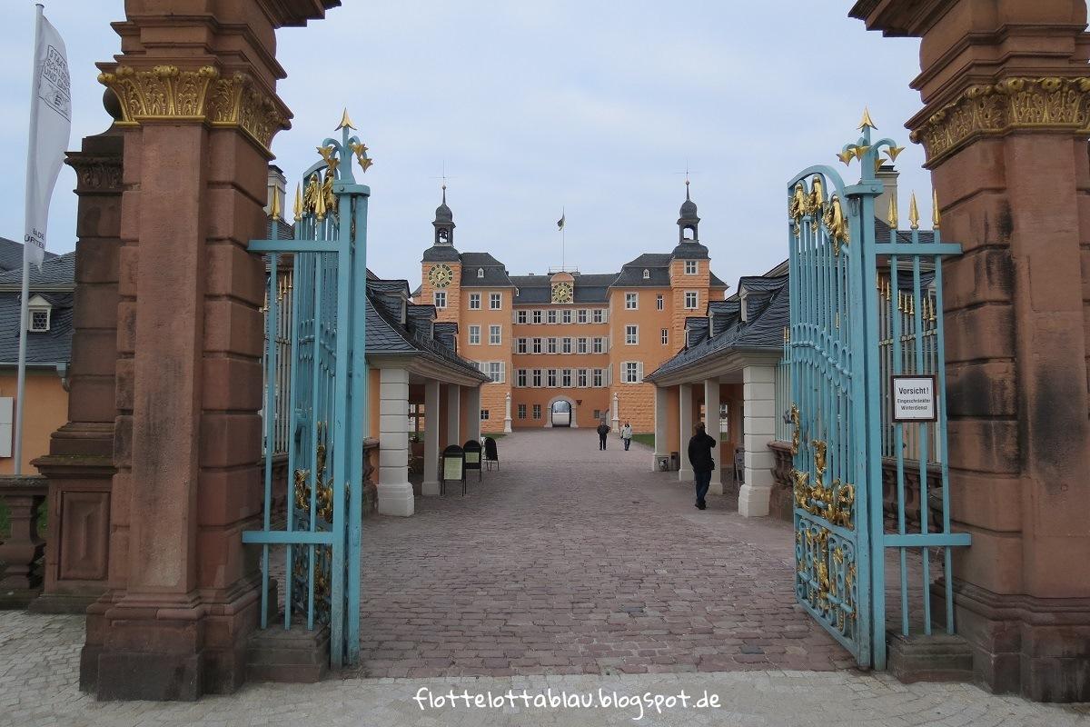 Ein märchenhaftes Schloss…