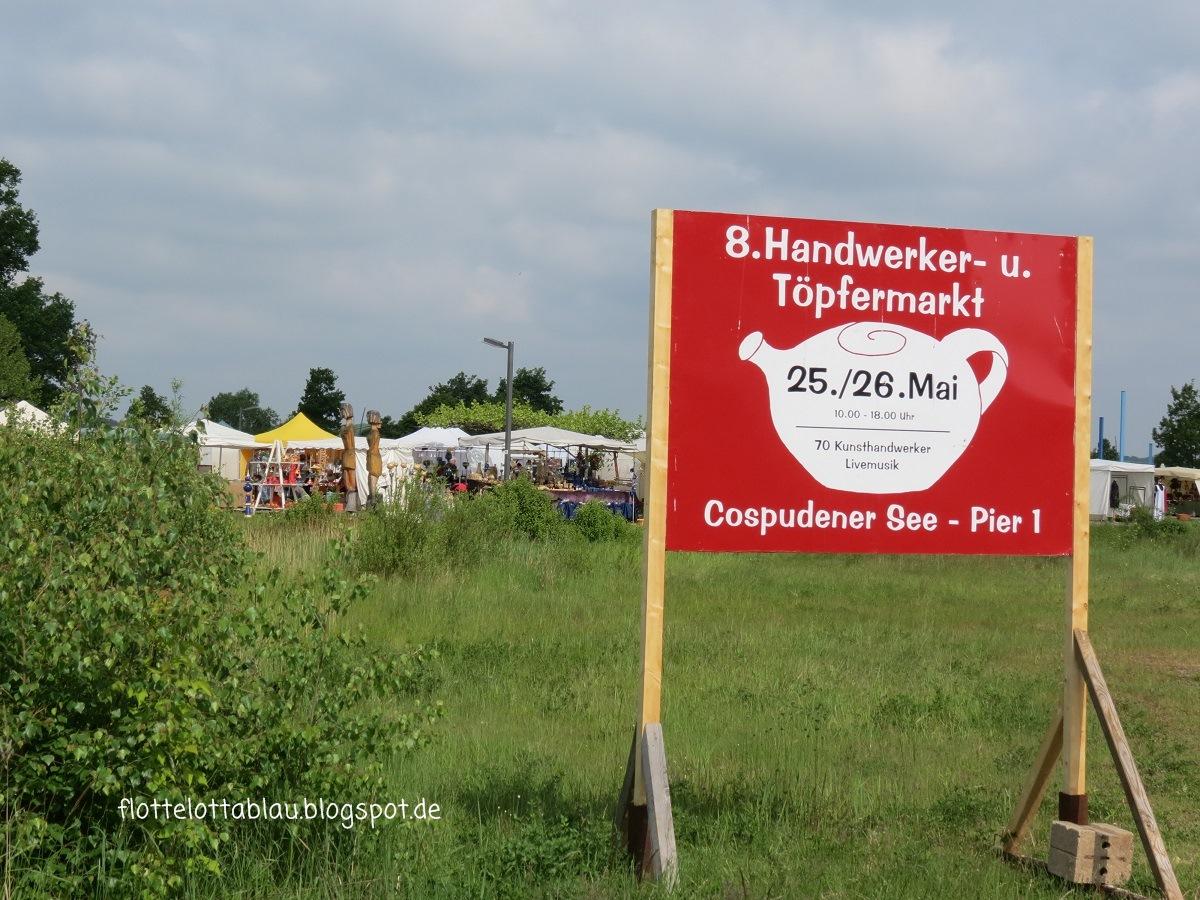 8. Handwerker- und Töpfermarkt in Markkleeberg