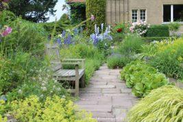 Ein traumhaft schönes Gartenreich…