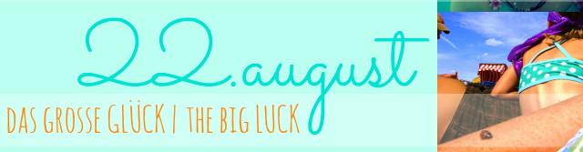 #BIWYFI/ Das große Glück