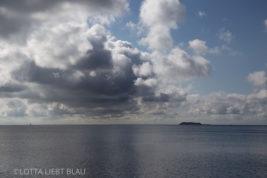 Dänisches Wolkenspiel