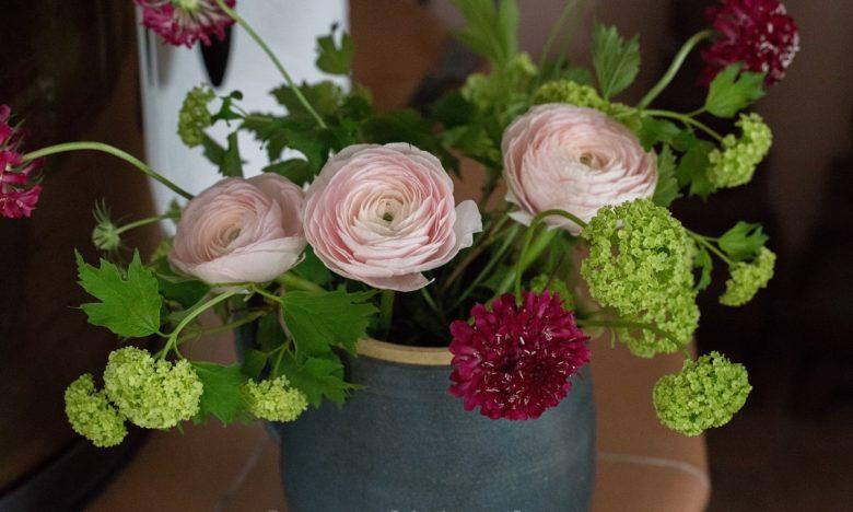 Blumen am Freitag