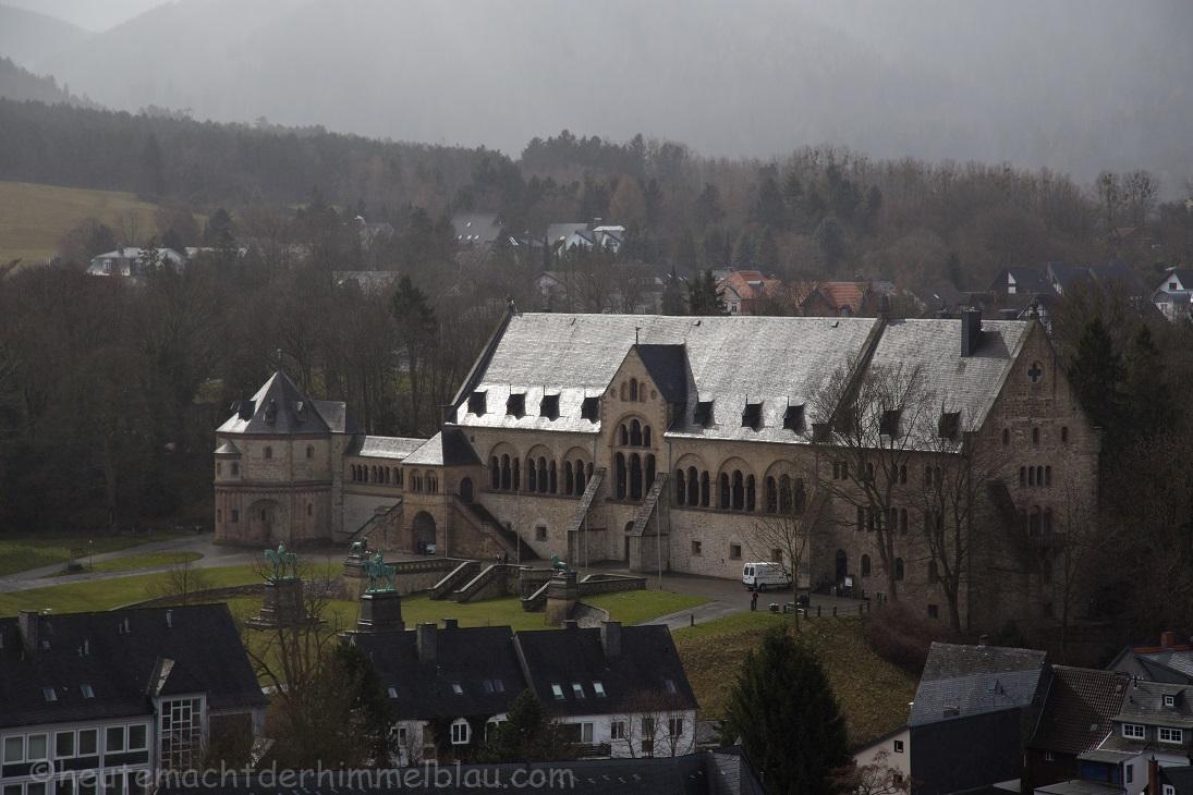 Blick von der Marktkirche
