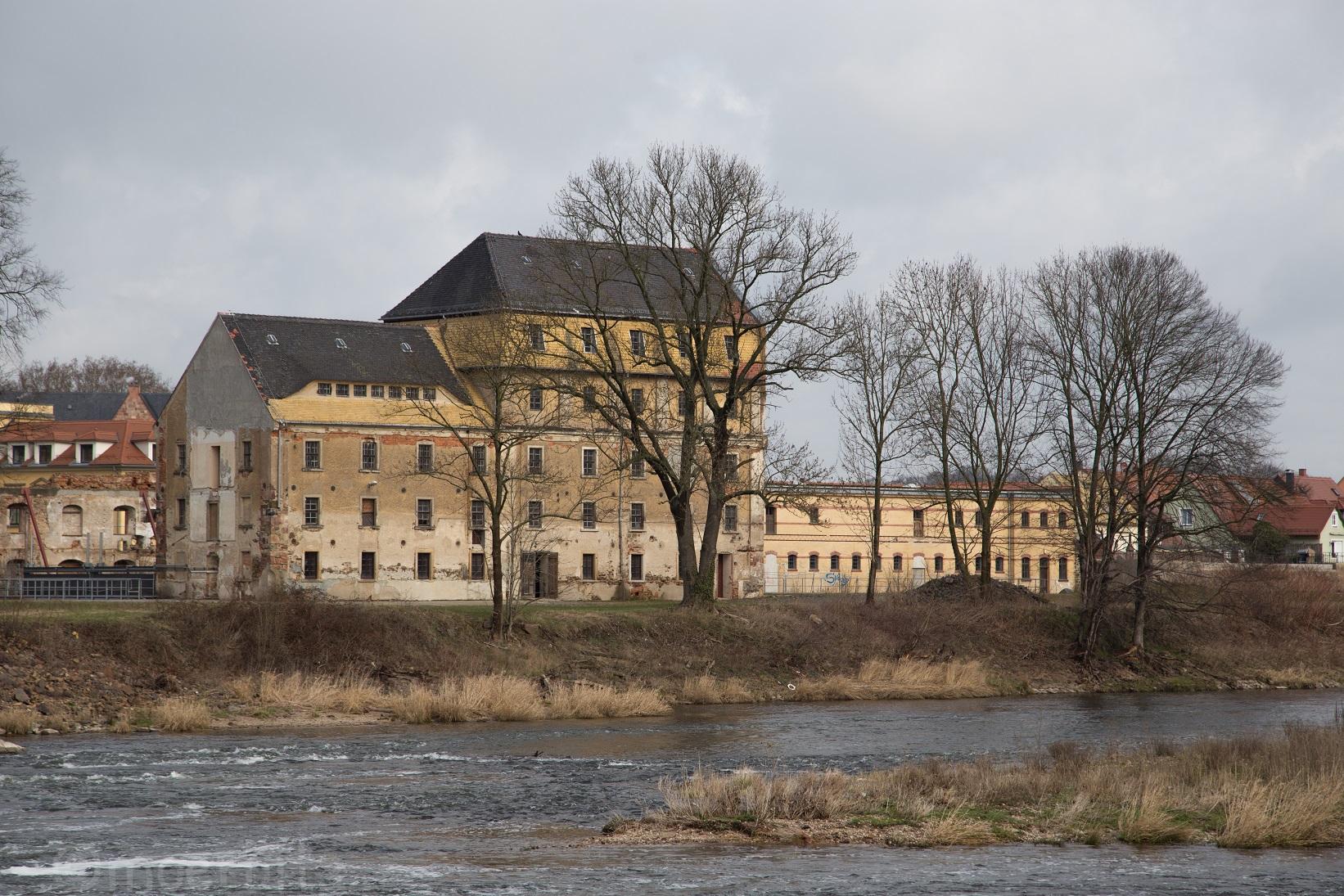 Großmühle in Grimma