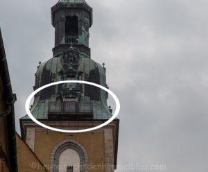 Balkon vom Petriturm