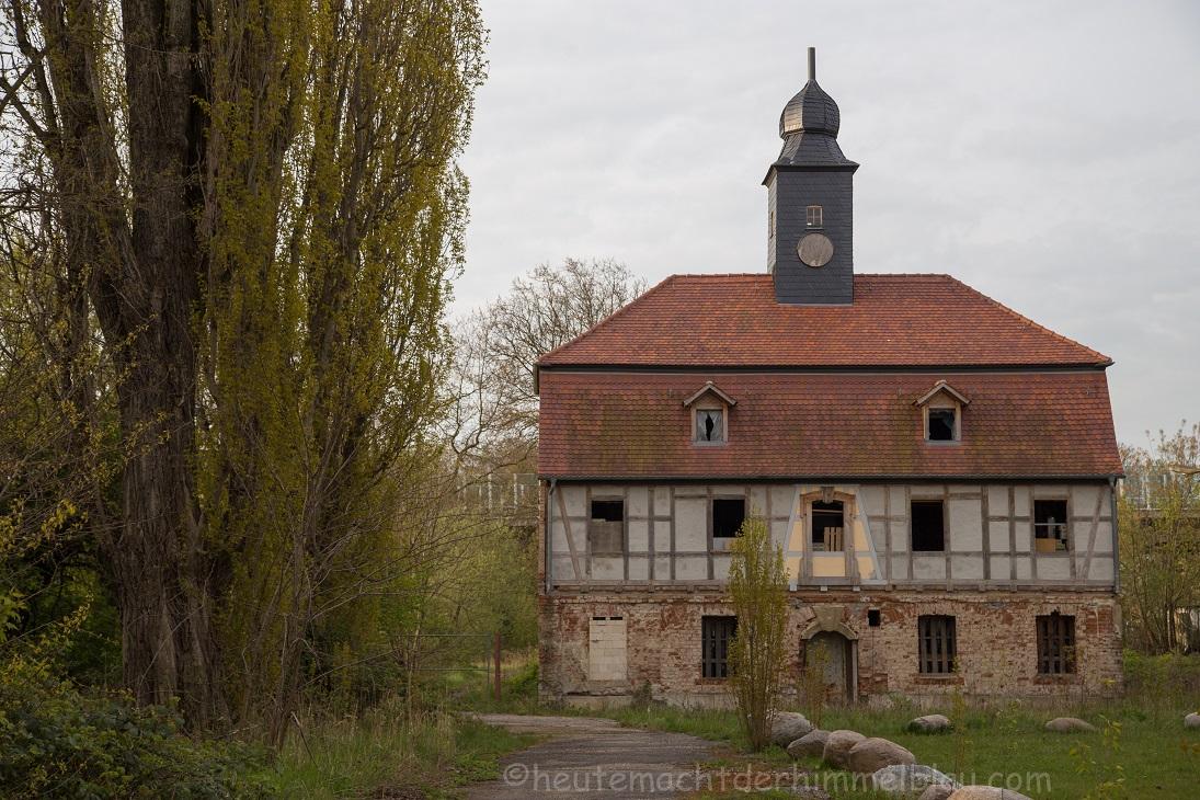 altes Herrenhaus Gaschwitz
