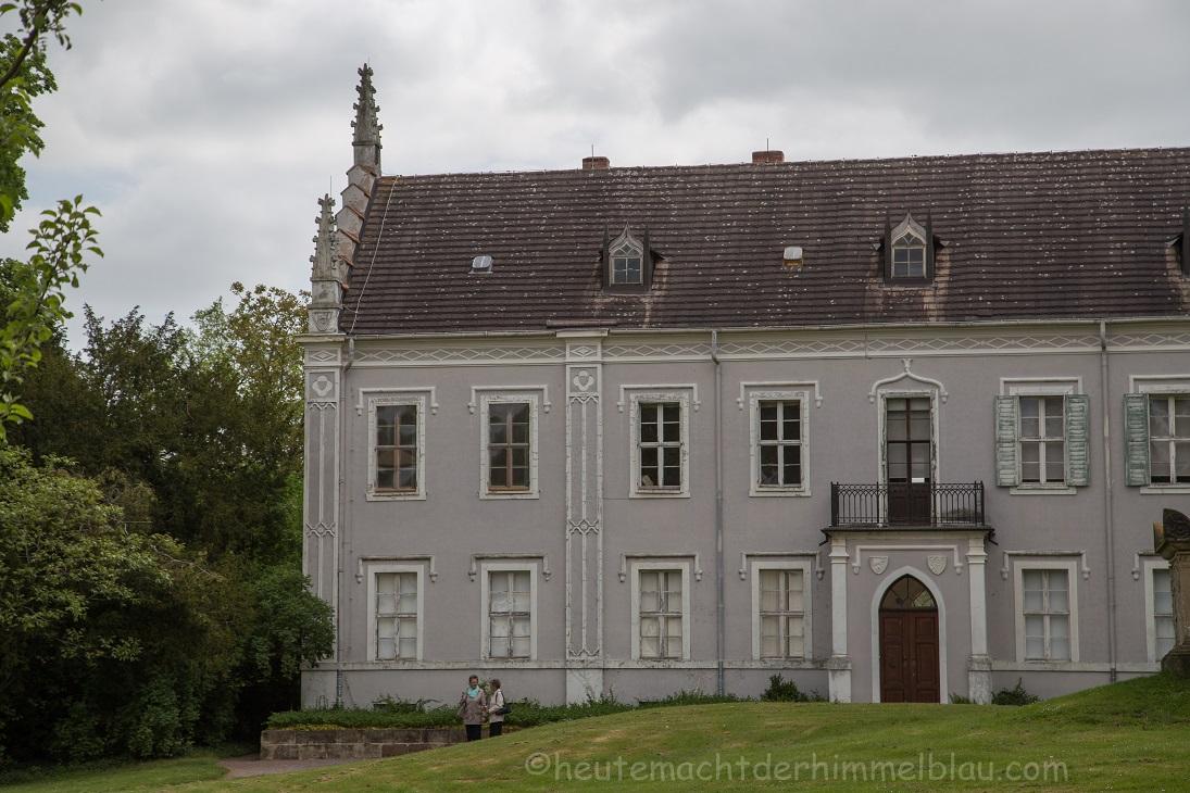 Graues Haus Wörlitz