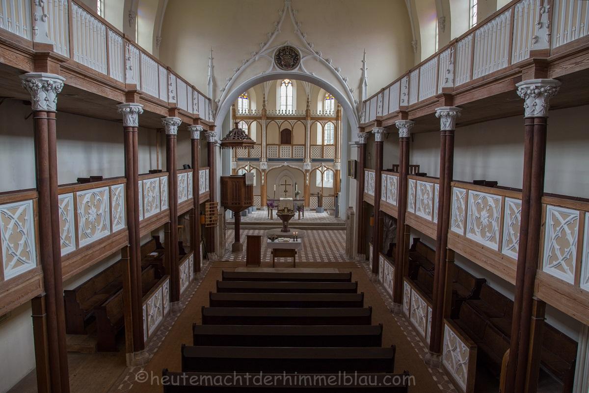 St. Petri Kirche Wörlitz