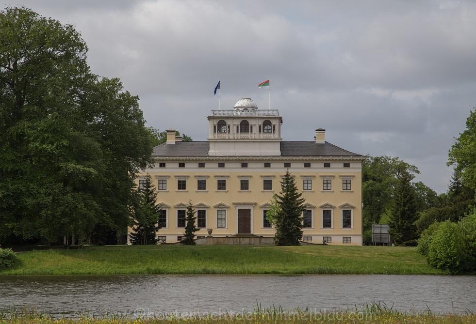 Wörlitzer Schloss