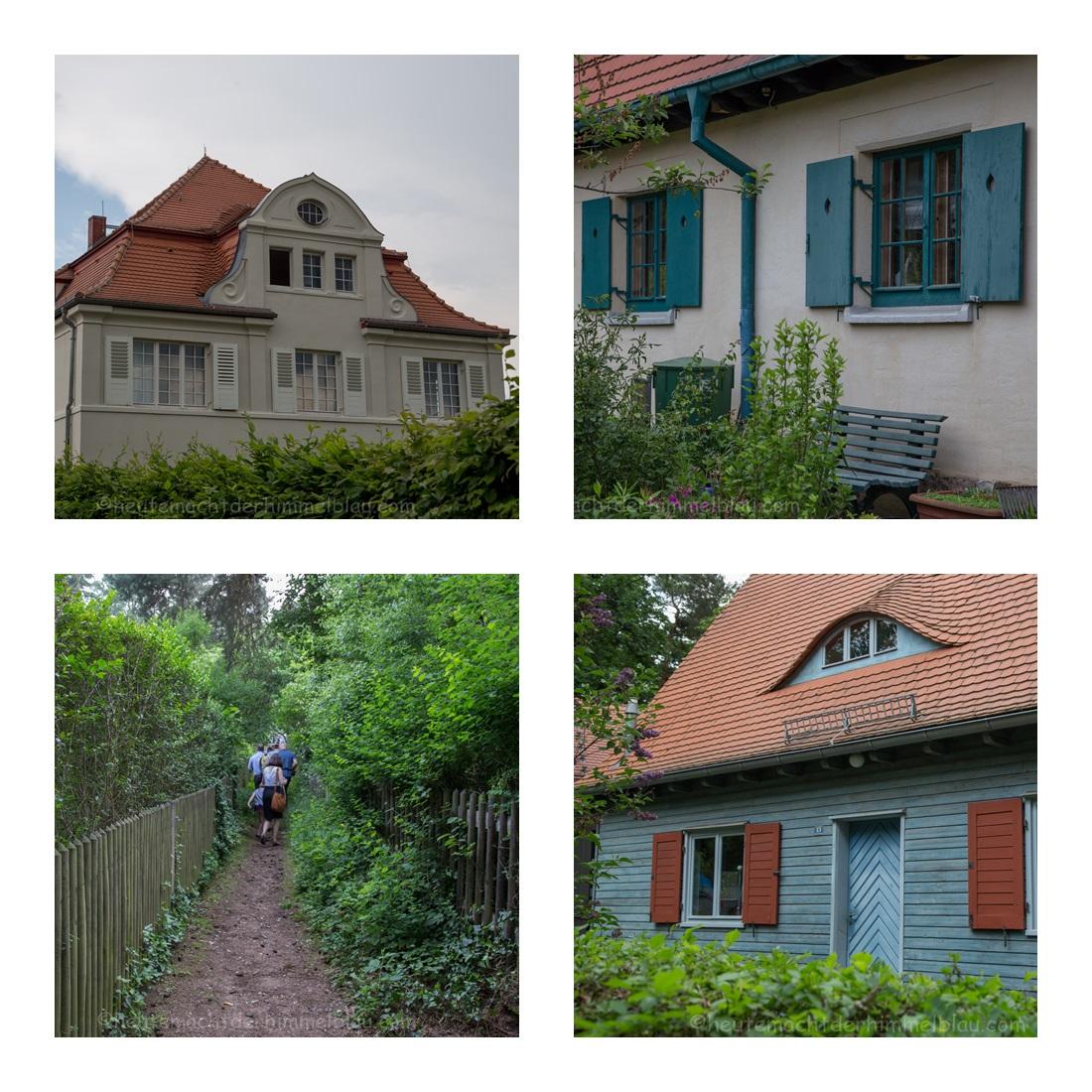 Auf den Spuren des Architekten Riemerschmid - HEUTE MACHT DER HIMMEL ...