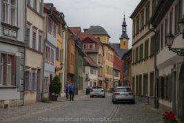 Ein Tagesausflug nach Rudolstadt.