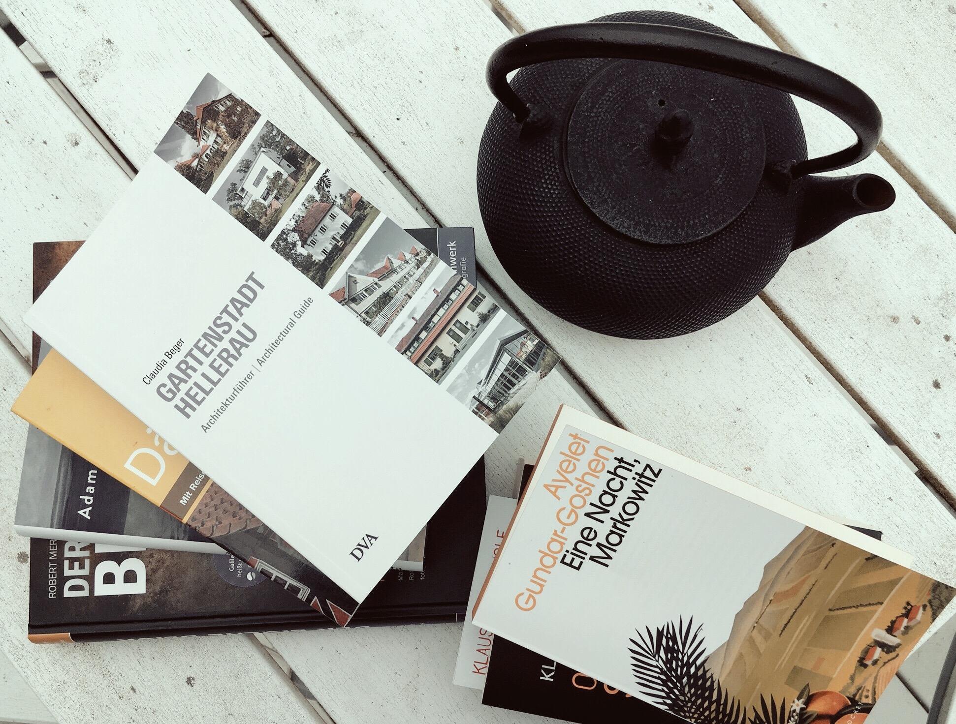 Bücher und ich…25 Fakten