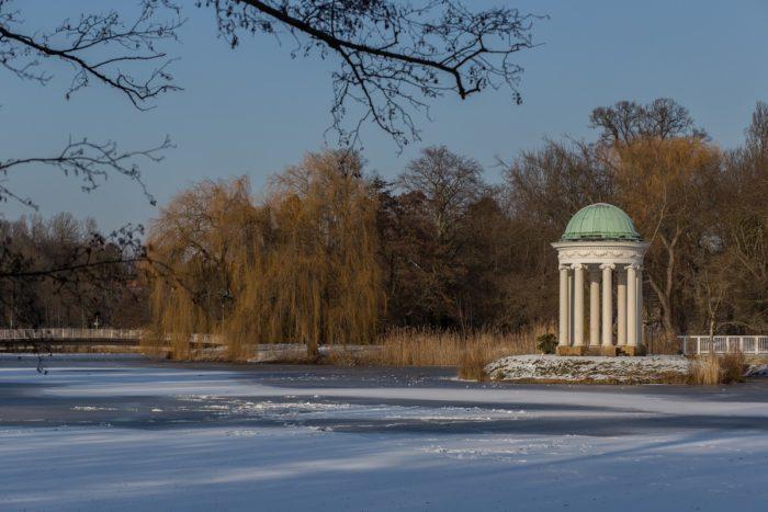 Winterliche Stille
