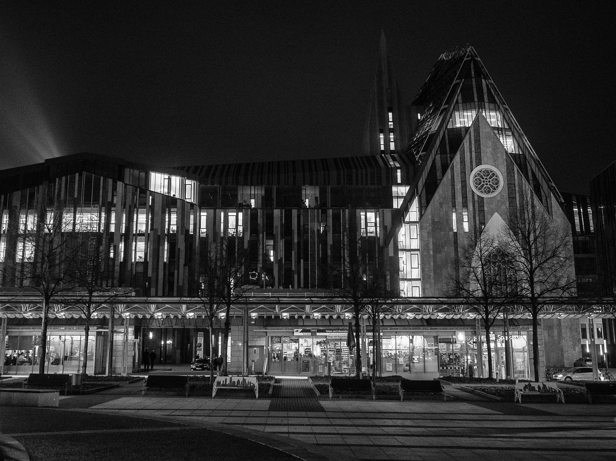 Neubau Unikirche