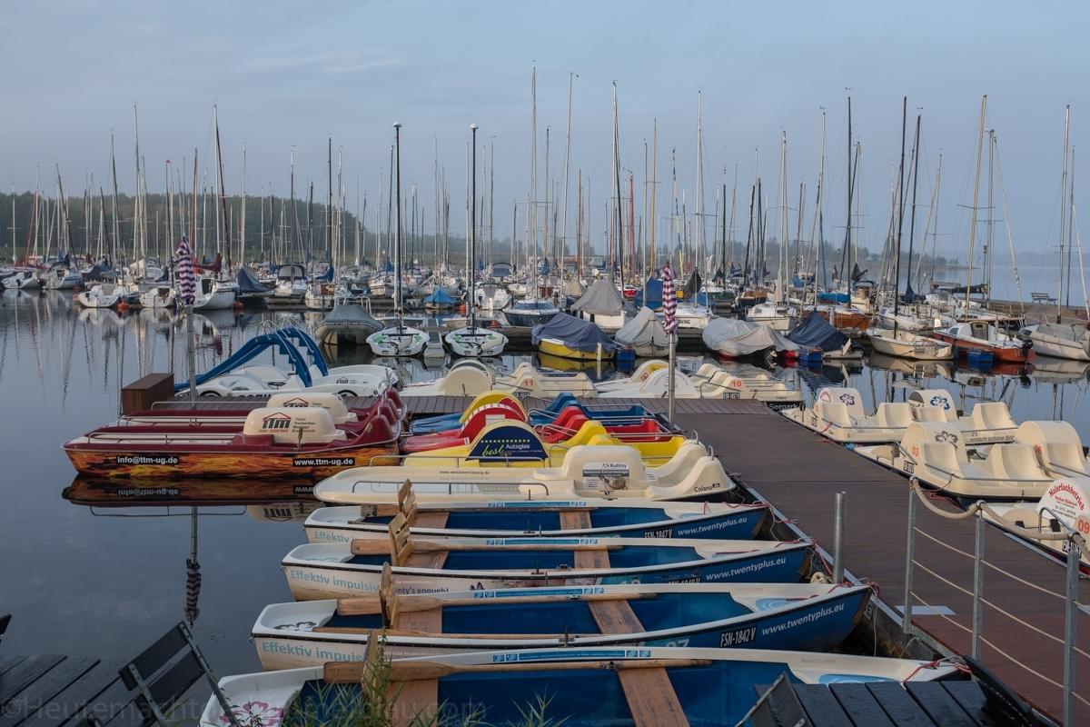 Cospudener Hafen
