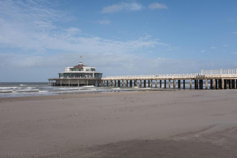 Belgischen Nordseeküste