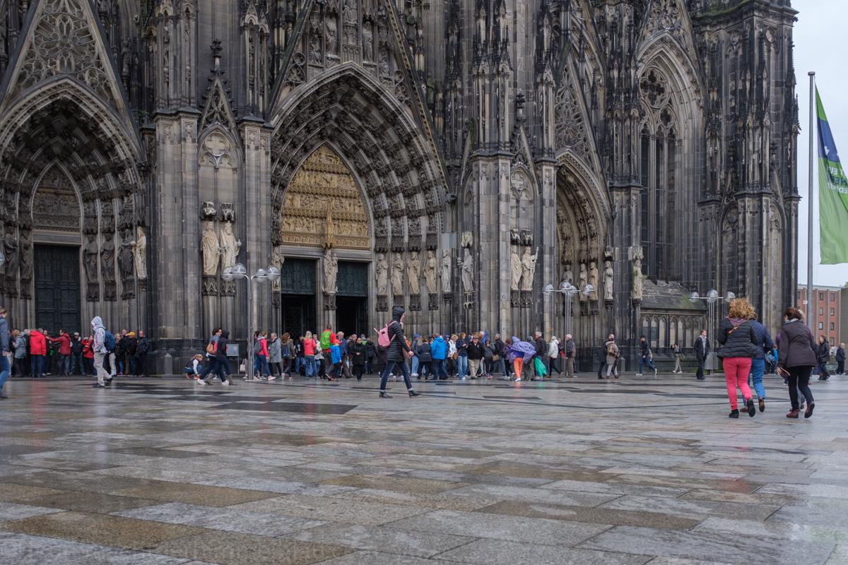 Kölner Domplatte