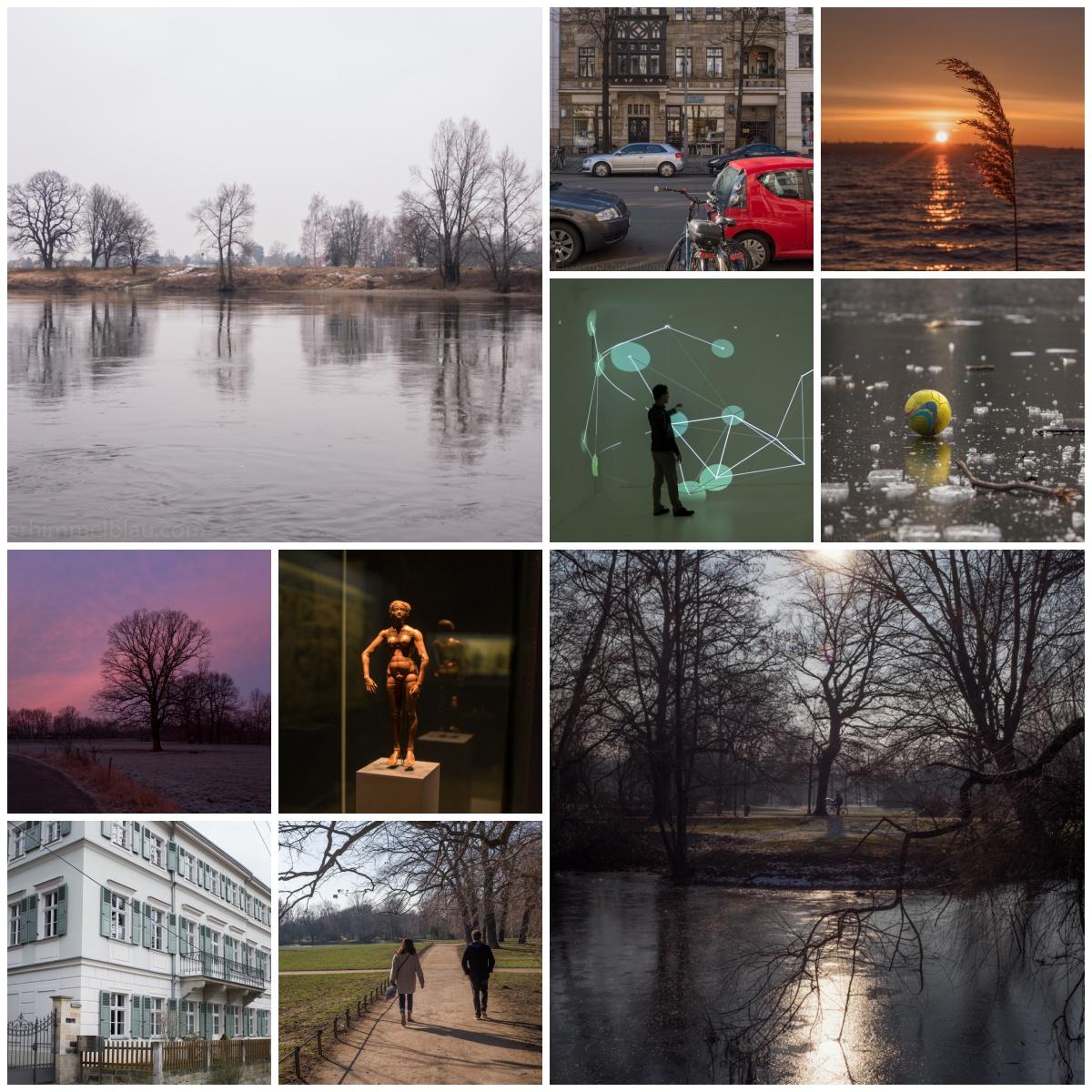 Februar Collage