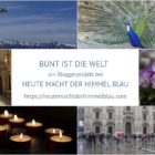 Logo Bunt ist die Welt