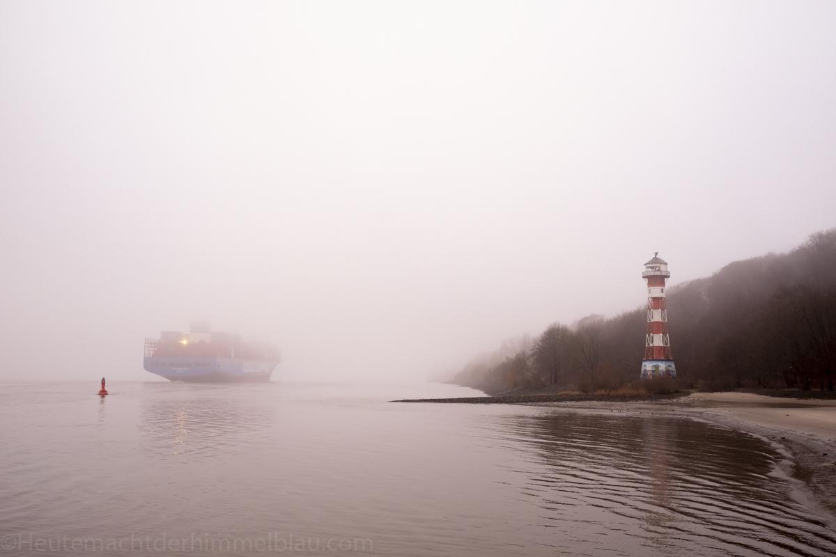 Falkensteiner Ufer. Hamburg.