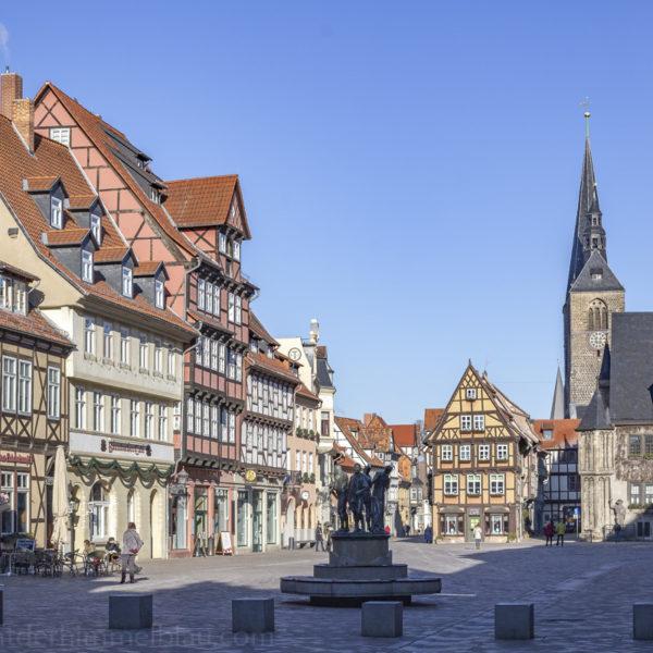 Welterbestadt Quedlinburg