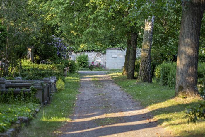 Friedhof Lindenau