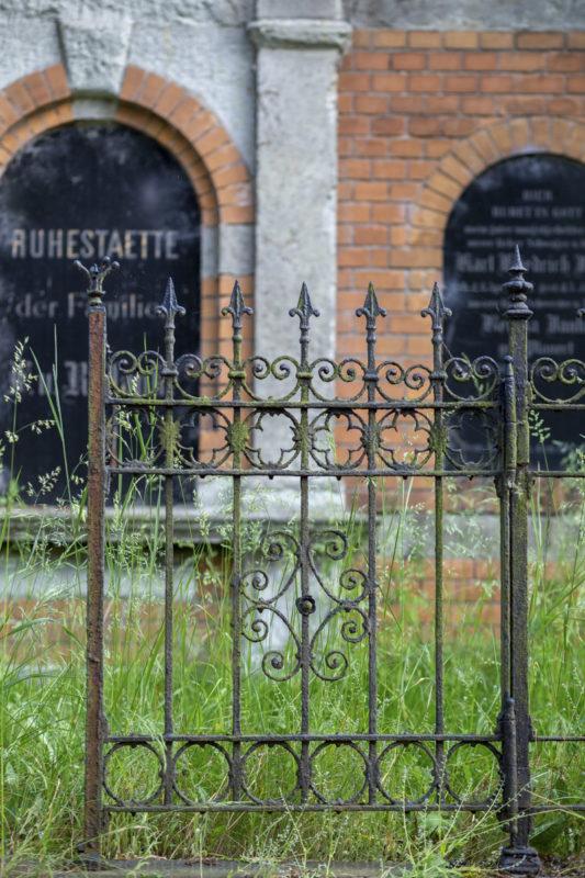 Friedhof Leipzig-Lindenau
