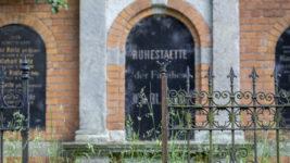 Der Friedhof Leipzig-Lindenau