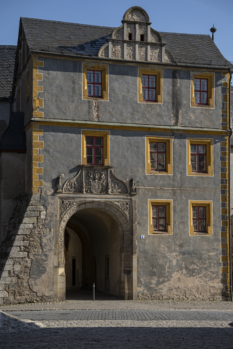 Weimarer Schloss