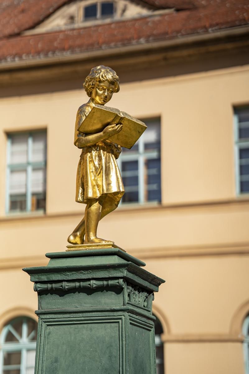 Bürgerschulbrunnen Weimar