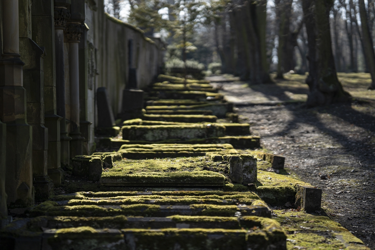 Historischer Friedhof Weimar