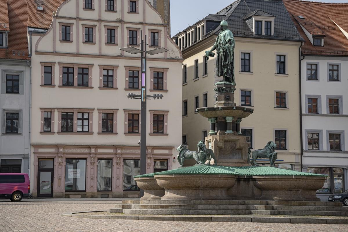 Freiberg Obermarkt
