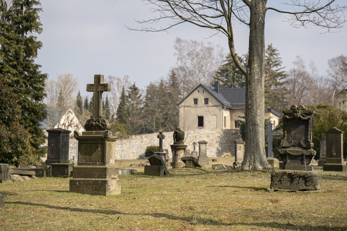 Freiberger Donatsfriedhof