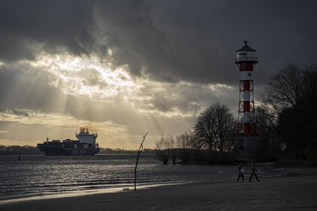 Hamburg Falkensteiner Ufer