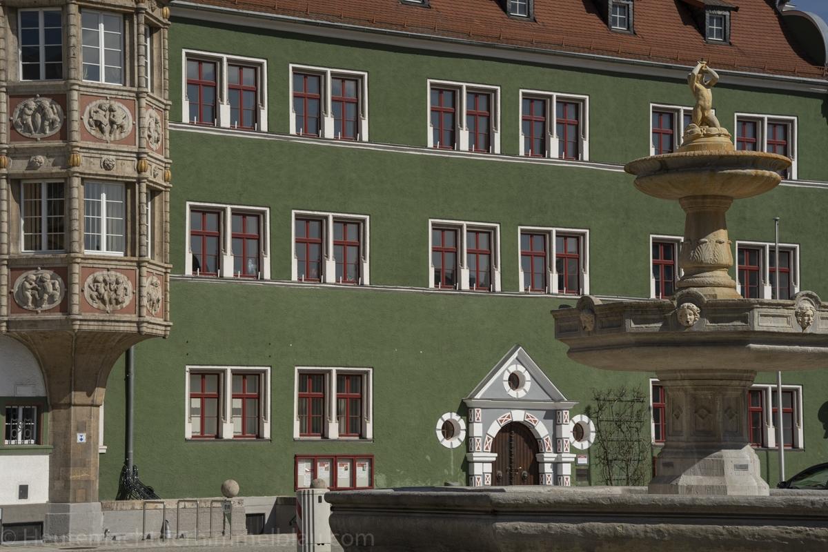 Rathaus Rudolstadt