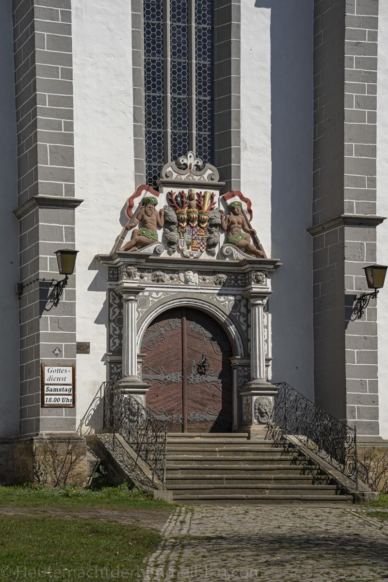 Stadtkirche Rudolstadt