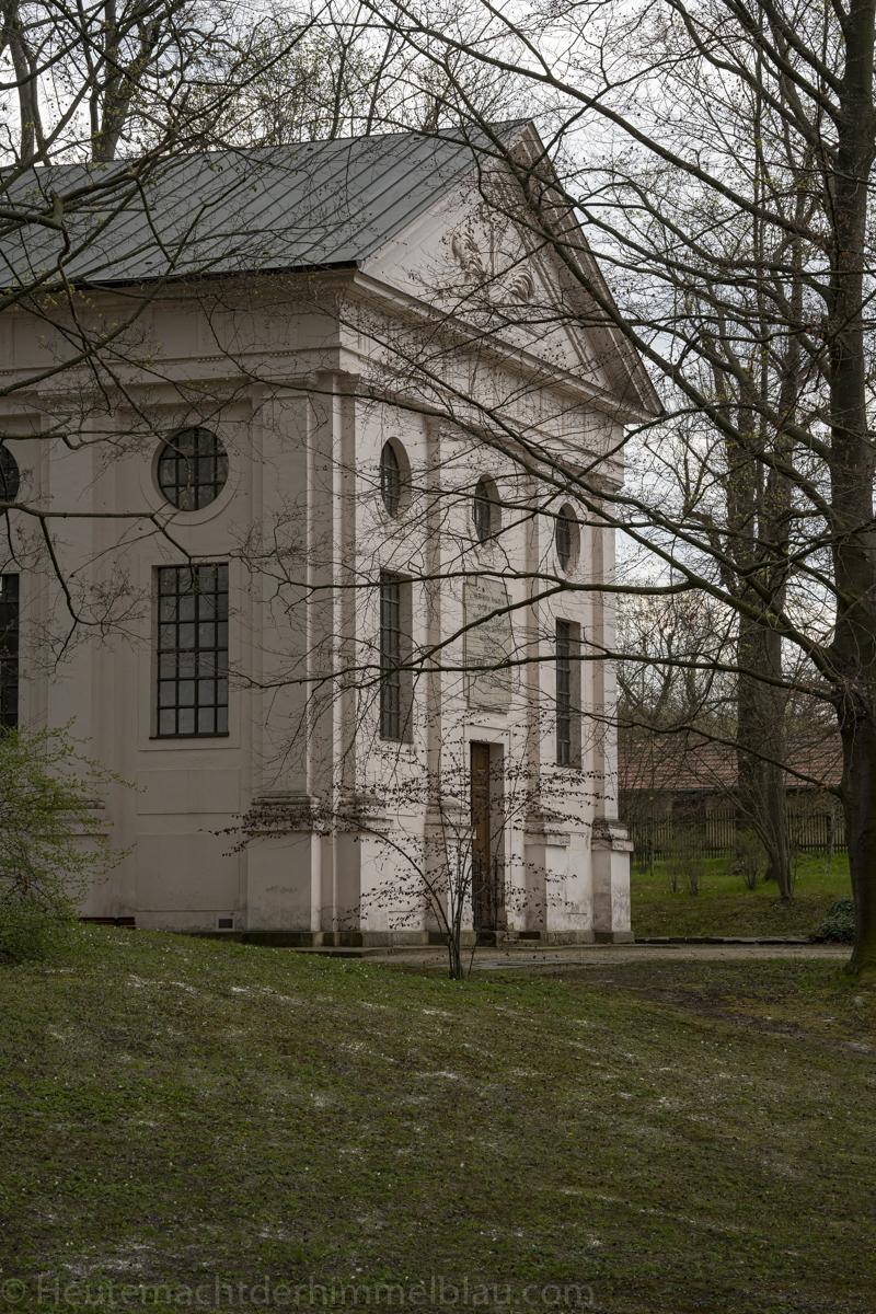 Mausoleum Kloster Altzella