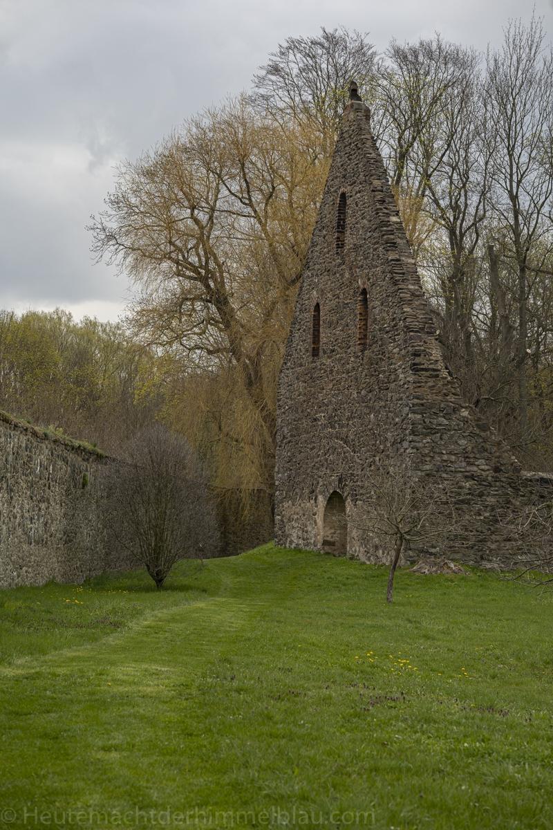 Schüttgebäude Kloster Altzella