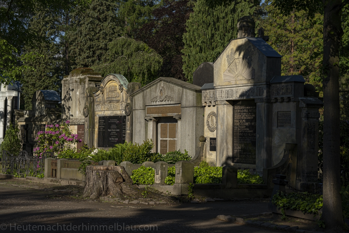 Johannisfriedhof Dresden
