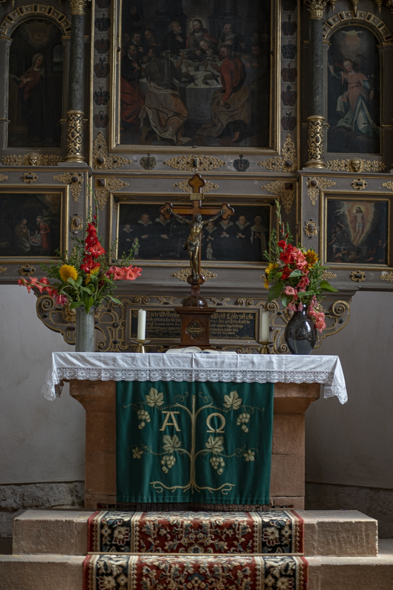 St. Gangolf in Kohren-Sahlis