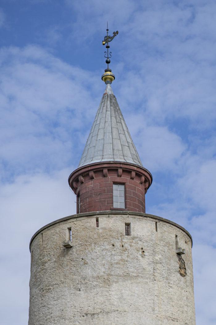 Turm Burg Posterstein